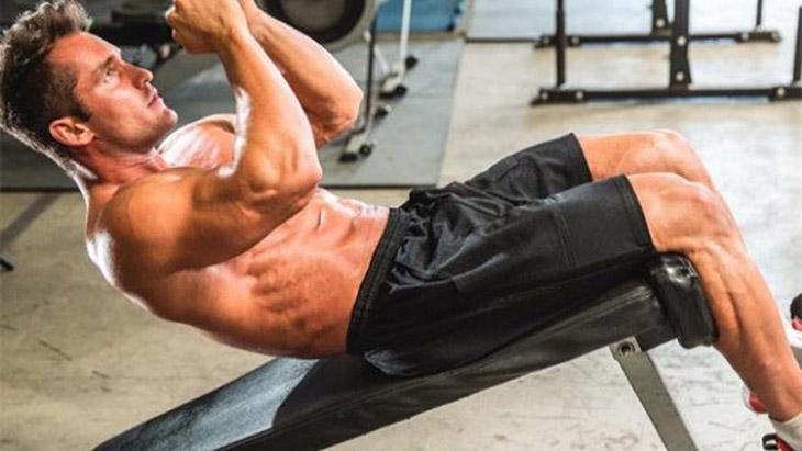 Tăng cường sức mạnh cho phần thân dưới từ bài tập bụng