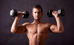 Tập tạ giúp tăng cường sinh lý