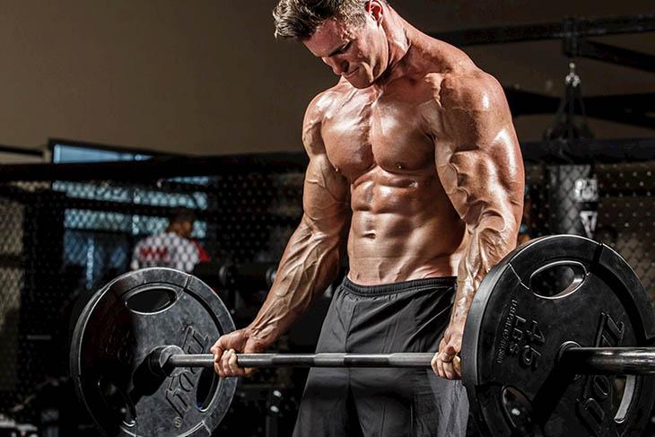 Tập gym không ảnh hưởng đến sinh lý nam giới