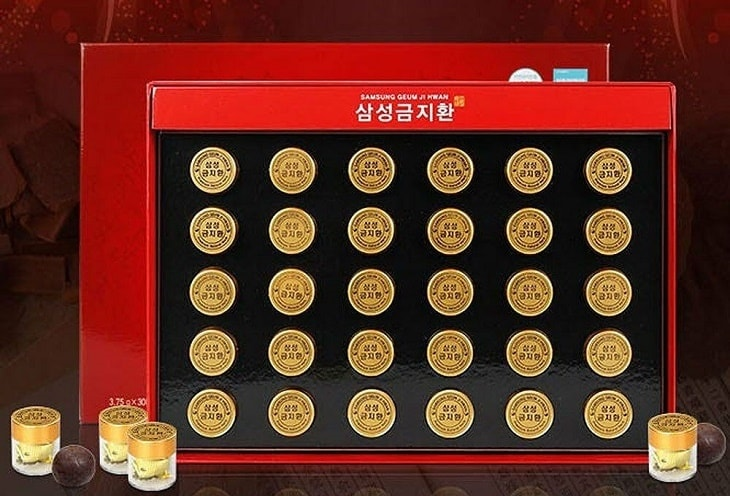 Thuốc chữa yếu sinh lý nguồn gốc Hàn Quốc