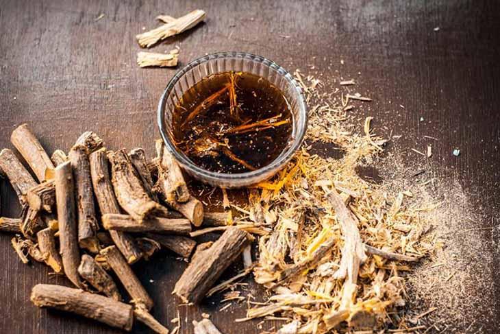 Thảo dược có vị cay ấm khắc phục hàn khí trong cơ thể