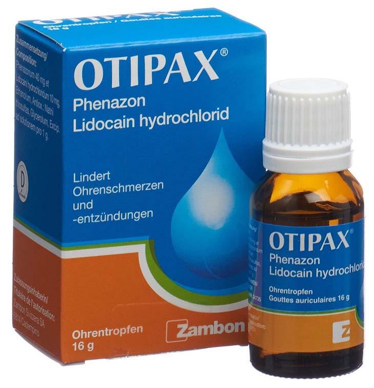 Người bệnh khi dùng thuốc Otipax nên chú ý về liều lượng đặc biệt là trẻ nhỏ