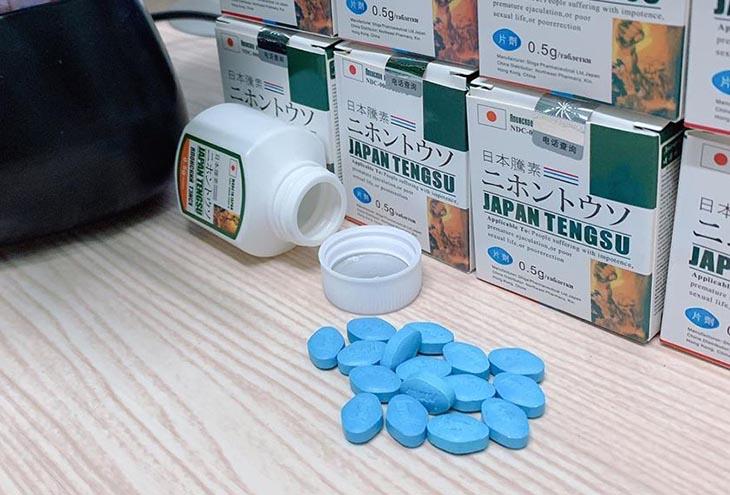 Thuốc tăng cường sinh lý nam của Nhật Japan Tengsu