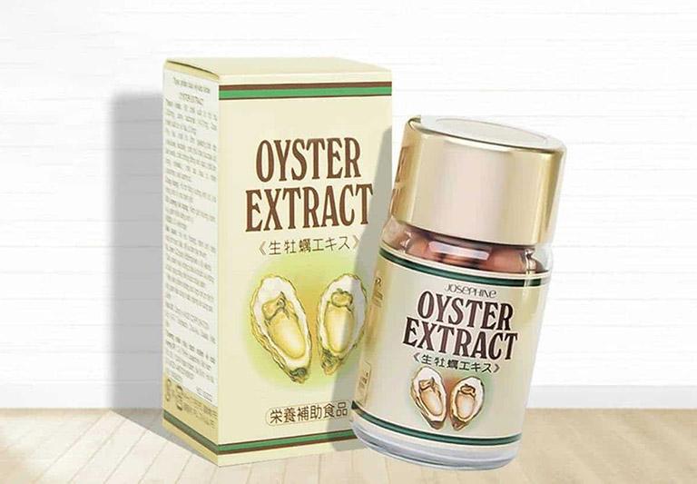 Josephine Oyster Extract với nhiều công dụng khác nhau