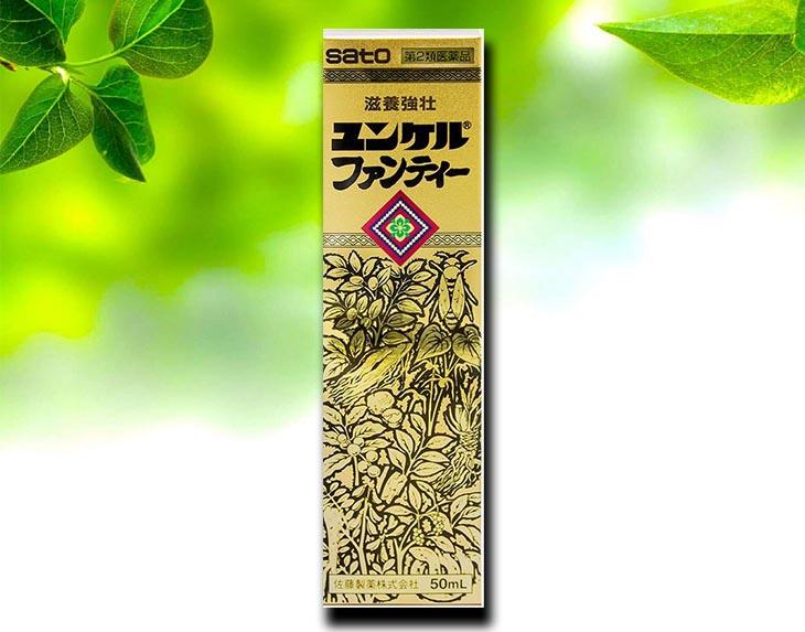 Sato Yunker Fanti là thuốc tăng cường sinh lý nam ở Nhật Bản
