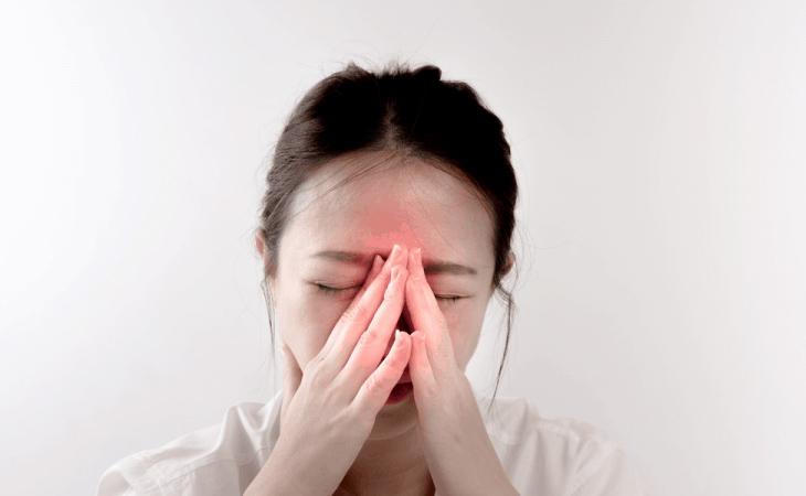 Các biểu hiện thường gặp của bệnh viêm xoang cấp