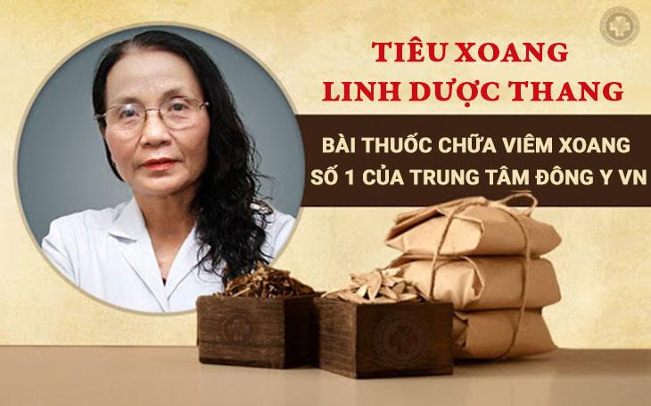 Bác sĩ Lê Phương và bài thuốc độc quyền chữa viêm xoang Tiêu xoang linh dược thang