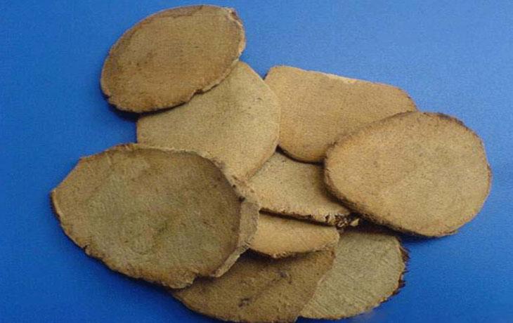 Vị thuốc tam lăng thường dùng trong đông y để chữa bệnh trĩ