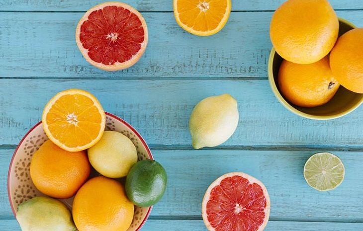Nên bổ sung thêm vitamin C giúp tăng cường sức đề kháng