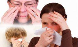 Hình ảnh mô tả bệnh viêm xoang nhức đầu