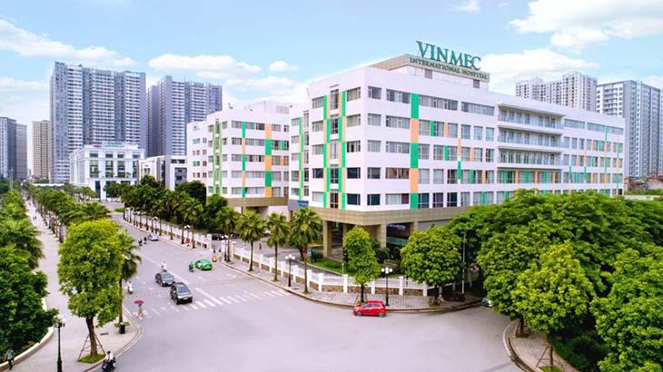 Được đầu tư lớn, bệnh viện đa khoa quốc tế Vinmec là địa điểm khám chữa viêm xoang đáng để lựa chọn