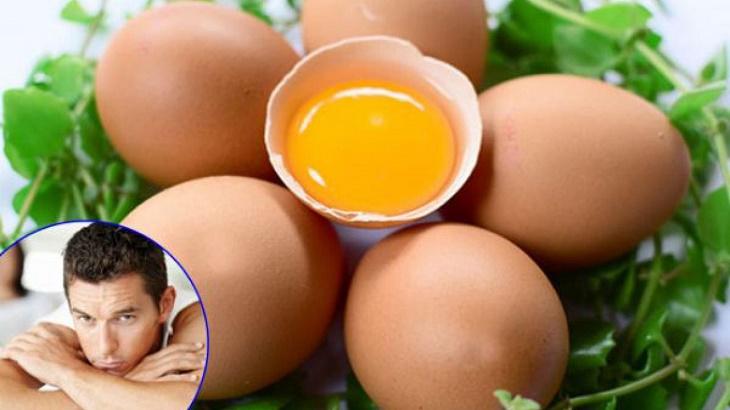 Trứng gà giúp cải thiện tình trạng xuất tinh sớm thế nào?