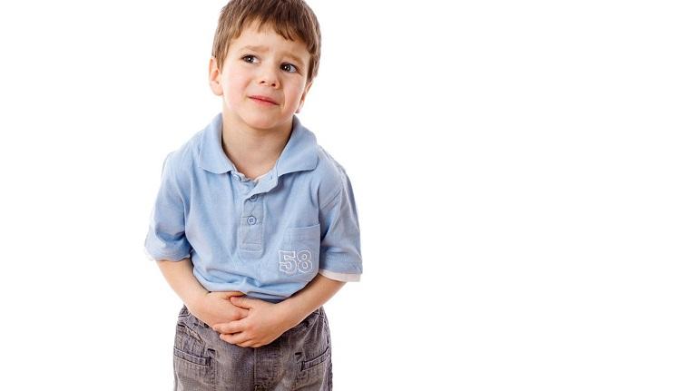Trẻ nhỏ cũng có thể mắc bệnh viêm đại tràng