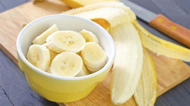Ăn chuối trực tiếp giúp khắc phục xuất tinh sớm
