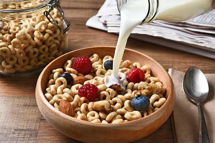 Ngũ cốc cung cấp năng lượng cho cơ thể