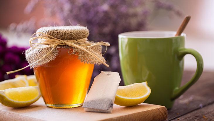 Uống mật ong - chanh cải thiện triệu chứng bệnh hiệu quả