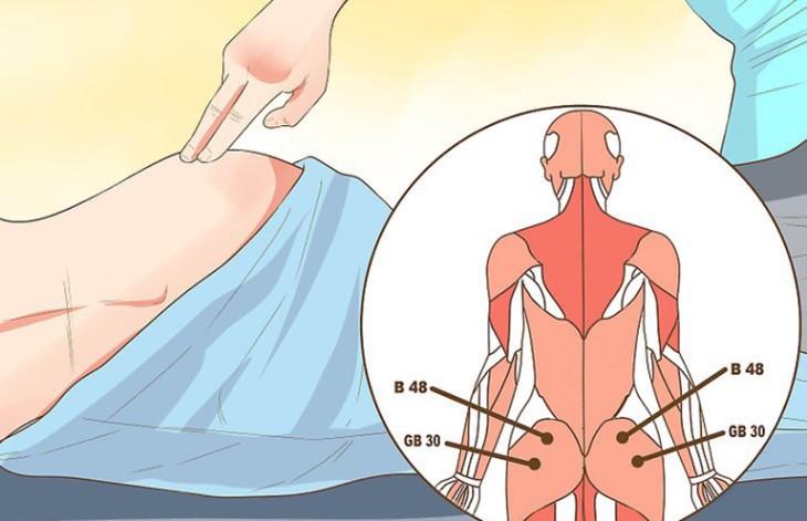 Bấm huyệt ở thắt lưng chữa liệt dương là phương pháp an toàn, không cần dùng đến thuốc