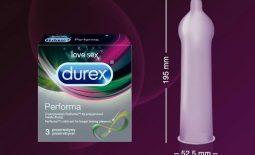 bao cao su chống xuất tinh sớm Durex