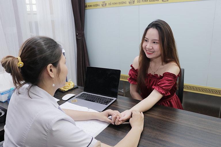 Bệnh nhân tin tưởng điều trị suy giảm ham muốn tại Đỗ Minh Đường