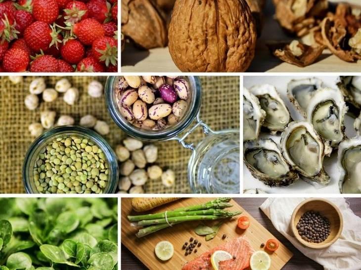 Những thực phẩm hỗ trợ điều trị xuất tinh sớm