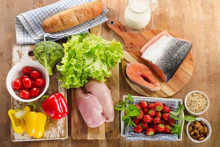 Chế độ dinh dưỡng ảnh hưởng đến hiệu quả của quá trình điều trị