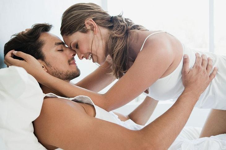 Đổi tư thế giúp cải thiện khả năng xuất tinh ở nam giới
