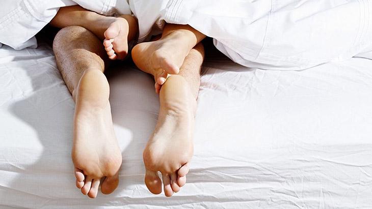 Quan hệ tình giúp tăng tình cảm, giữ lửa hôn nhân