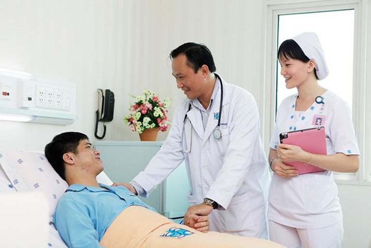 Người bệnh nhanh chóng hồi phục khi điều trị viêm amidan bằng coblator