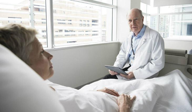 Theo dõi và kiểm soát tình trạng sức khỏe người bệnh giai đoạn hậu phẫu