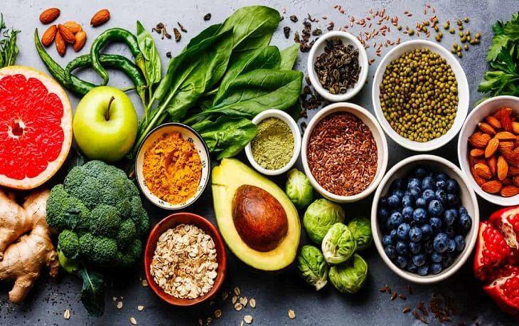 Chế độ ăn uống quyết định 40% chữa bệnh thành công