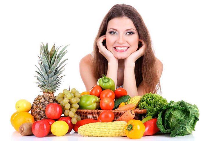 Chế độ ăn uống khoa học hợp lý nhằm giảm hiện tượng đau bụng sau quan hệ 1 ngày