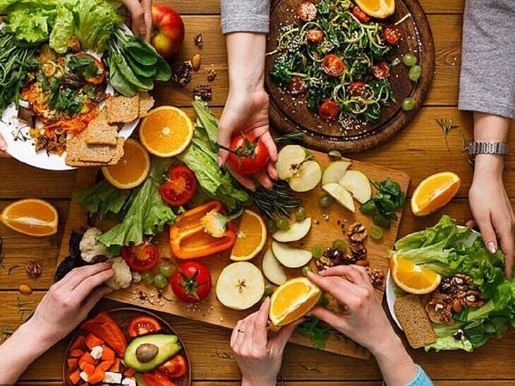 Chế độ ăn uống khoa học, lành mạnh luôn tốt cho sức khỏe