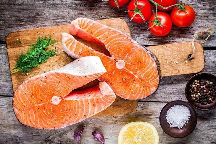 Chế độ ăn uống khoa học tốt cho chất lượng tinh trùng