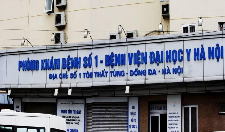 Chữa liệt dương ở đâu? Bệnh viện Đại học Y Hà Nội có phải địa chỉ tốt?