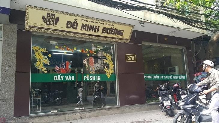 Chữa thoái hóa cột sống theo y học cổ truyền tại nhà thuốc Đỗ Minh Đường - 5 đời chữa bệnh cứu người