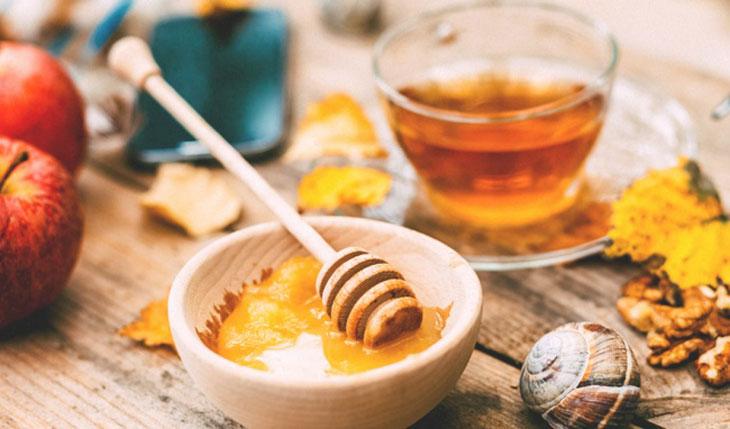 Bài thuốc mật ong và giấm táo