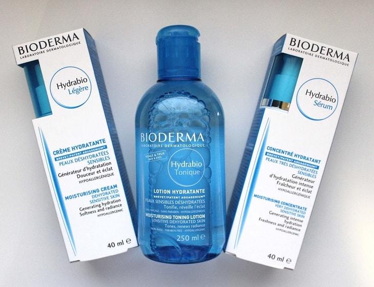 Da nhiễm corticoid nên dùng gì? Bioderma Hydrabio Serum