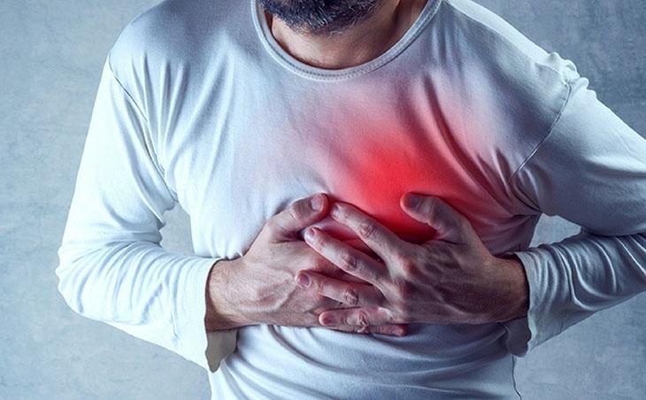 Quan hệ quá mức ảnh hưởng đến tim mạch