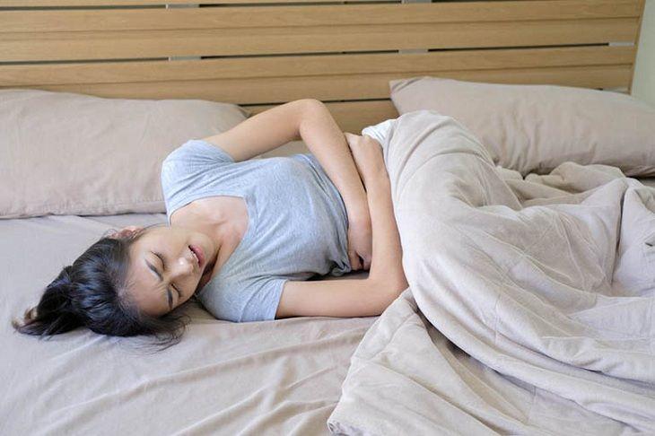 Biểu hiện đau bụng dưới sau khi quan hệ