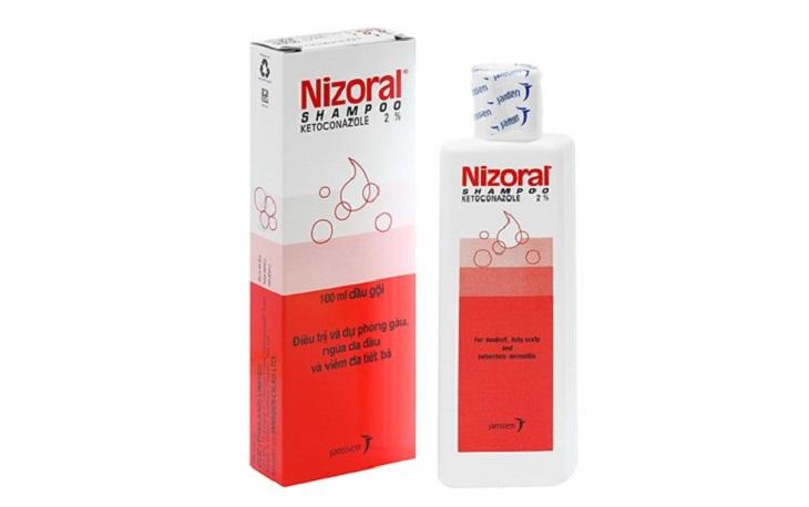 Dầu gội Nizoral trị ngứa da đầu hiệu quả