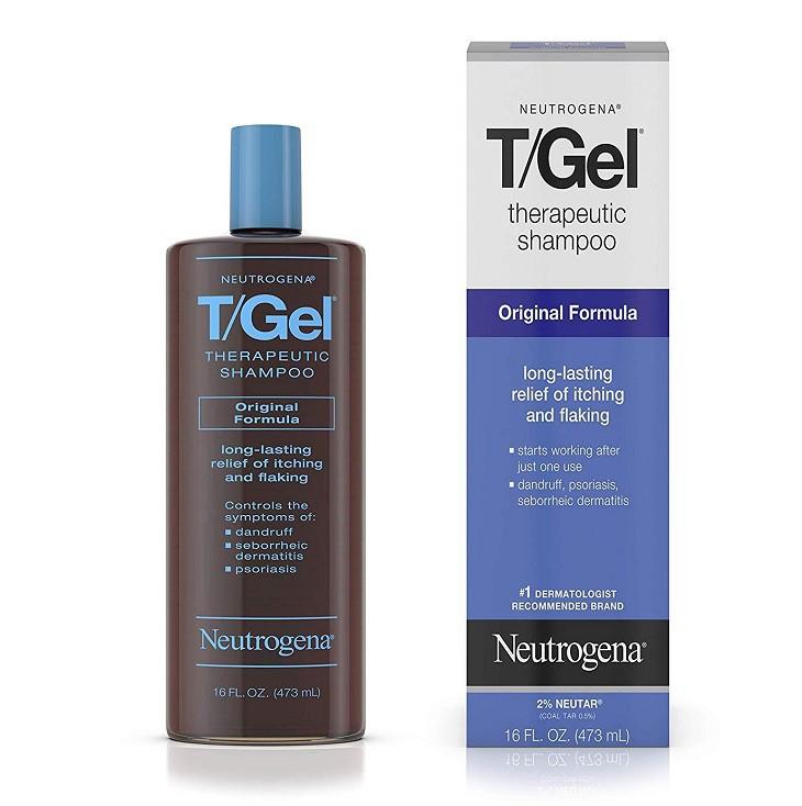 Sản phẩm dầu gội Neutrogena T/Gel