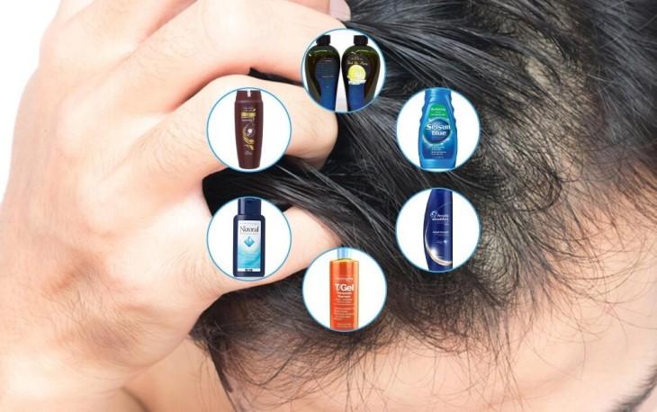 Nếu tìm được loại dầu gội phù hợp sẽ hạn chế tình trạng da đầu ngứa và rụng tóc