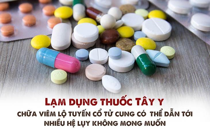 Sử dụng thuốc Tây y cần đúng phác đồ để tránh tác dụng phụ và tương tác thuốc