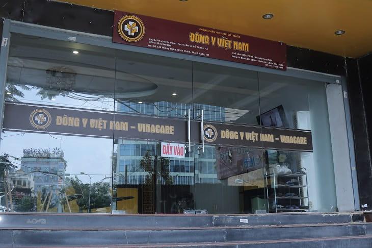 Trung tâm Da liễu Đông y Việt Nam - Cơ sở khám chữa da liễu bằng y học cổ truyền