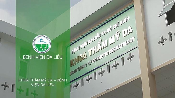 Bệnh viện chữa da nhiễm corticoid uy tín tại Hồ Chí Minh