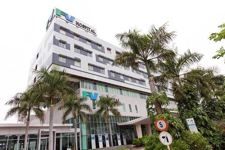 Bệnh viện FV được nhiều người chọn điều trị xuất tinh sớm ở Sài Gòn