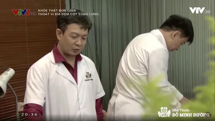 Bác sĩ Đỗ Minh Tuấn, GĐ nhà thuốc nam Đỗ Minh Đường