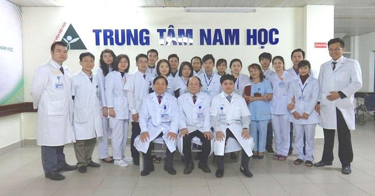 Đội ngũ bác sĩ tại trung tâm nam học bệnh viện Việt Đức giỏi chuyên môn, giày kinh nghiệm