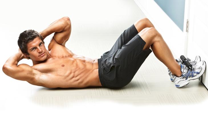 Cải thiện sinh lý từ động tác gập bụng đơn giản