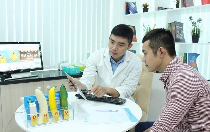 Khám, chữa xuất tinh sớm tại Việt Đức